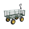 ALEKO TC4205B Removable Mesh Side Garden Mesh Cart