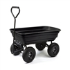 ALEKO TC4235 Garden Dump Cart Wagon Carrier