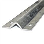 Galvanized Steel Gate Inverted V Track - 12 Feet - ALEKO
