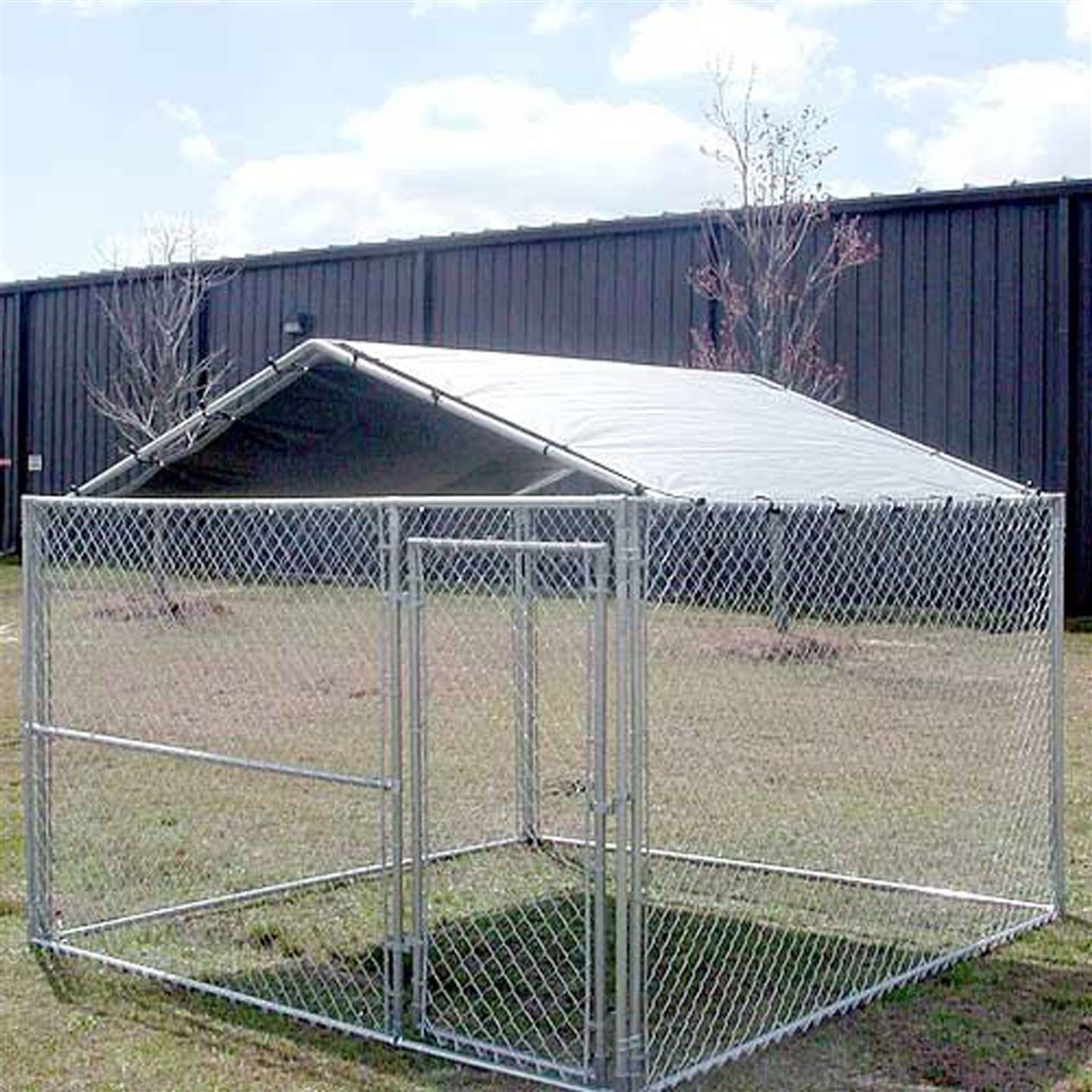 dog kennel roof