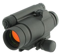AIMPOINT CompM4 30mm Red Dot Sight W/ QRP2 Mount & Flip Covers