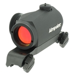 AIMPOINT Micro H-1 2 MOA Micro Red Dot Sight W/ New Blaswer Saddle Mount
