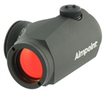 AIMPOINT Micro H-1 2 MOA Micro Red Dot Sight (No Mount - Cardboard Box)