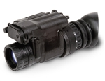 ATN PVS-14-3A, Generation 3A, 1x, Black (requires 1AA battery) Multipurpose Night Vision System