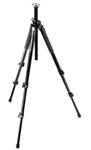 Manfrotto Bogen MT055XPRO3 Black, 3 Section Aluminum Tripod