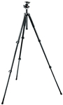 Manfrotto Bogen 294 Aluminum 3 Section (Black) Tripod with (Quick Release) RC2 Ball Head