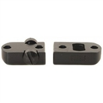 BURRIS Savage 110P, 112 (LA) round rear receiver (Accu-Trig)  Matte TU-110R two piece STD