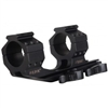 BURRIS AR-PEPR QD Mount 30mm w/Picatinny Tops (Matte)
