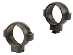 BURRIS (Dovetail front, Windage Adjustable Rear) Matte High 1 inch Signature Rings