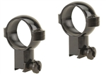 BURRIS Rimfire and Airgun Gloss, High 1 Inch Rings