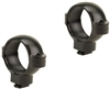 BURRIS Signature Double Dovetail Rings Matte High 1 inch