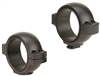 BURRIS (Dovetail front, Windage Adjustable Rear) Matte Medium 30mm Signature Rings