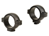 BURRIS (Dovetail front, Windage Adjustable Rear) Matte High 30mm Signature Rings