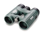 BUSHNELL Birding Excursion EX 7x36mm, Rubber Armored, Waterproof, Roof Prism, Dark Green (incl binocular harness)