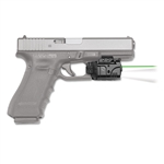 CRIMSON TRACE Tactical Light Rail Master Universal Pro Green