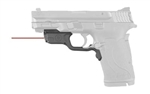CRIMSON TRACE Laserguard Smith & Wesson M&P380EZ, M&P22 Compact, Red Laser Front Activation