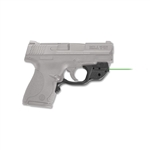 CRIMSON TRACE Laserguard Smith & Wesson M&P Shield Green