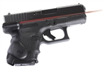 CRIMSON TRACE Lasergrip Glock Sub-Compact Gen 3 26, 27, 28, 33, 39 Rear Activation