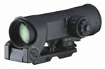 ELCAN SpecterOS4x Combat Optical Sight, 5.56 (CX5755 dual illuminated ballistic chevron reticle), w/ Picatinny mount