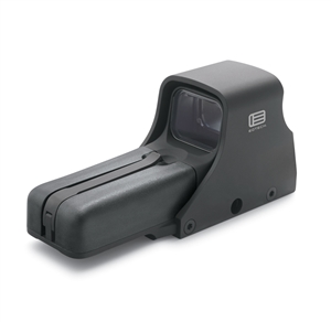 EOTECH 68 MOA Circle with 1 MOA Aiming Dot Night Vision Compatible (uses AA battery)