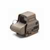 EOTECH 68 MOA Circle with 1 MOA Aiming Dots (uses CR 123 battery) Night Vision Compatible Super Short Model Tan