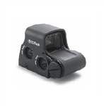 EOTECH 68 MOA Circle with two 1 MOA Aiming Dots (uses CR 123 battery) Night Vision Compatible Super Short Model
