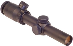 VALDADA IOR 1.1-4x26mm (30mm tube) Matte CRT Illuminated Scope