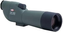 KOWA TSN 60mm Straight Spotting Scope (Grey Rubber Armor) Body Only