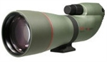 KOWA TSN 77mm Straight Spotting Scope (Green Rubber Armor) Body Only (Prominar XD Lens) (Eyepiece Not Included)