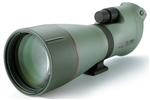 KOWA TS 88mm Angled Spotting Scope (Green Rubber Armor) Body Only (Prominar Pure Flourite Lens)