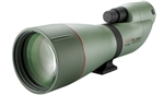 KOWA TS 88mm Straight Spotting Scope (Green Rubber Armor) Body Only (Prominar Pure Flourite Lens)