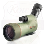KOWA TSN 55mm Angled Spotting Scope (Green Rubber Armor) Prominar (Incl 15-45X Eye Piece & Scope Cover)