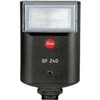 LEICA SF 24D TTL Flash for R & M Cameras - Guide No. 65' (20 m) at 35mm - Black
