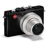 LEICA D-Lux 6 Camera Glossy Black/Silver