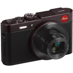 LEICA C Camera Dark Red