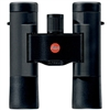 LEICA 10X25mm BR Black Ultravid Binocular (Rubber Armor) with Case