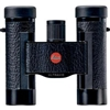 LEICA 8x20mm BL Black Ultravid Binocular Leather with Brown Case