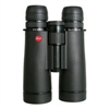 LEICA 10-15X50mm Black Duovid Binocular (includes free Tripod Adapter)