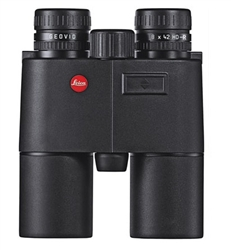 Leica 8x42mm Geovid R Water Proof Laser Rangefinder Binoculars (Yards) with EHR