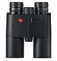Leica 10x42mm Geovid R Water Proof  Laser Rangefinder Binoculars (Meters) with EHR