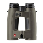 Leica Geovid HD-B 3000 10X 42 (Rangefinder Binocular) With Ballistic Interface Olive Green