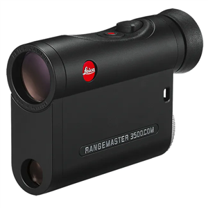 LEICA CRF 3500.Com Black - 3500 yard range - Measures in yards or meters