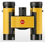 LEICA 8x20mm Ultravid Colorline (Lemon Yellow) Binoculars
