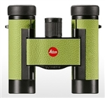 LEICA 8x20mm Ultravid Colorline (Apple Green) Binoculars