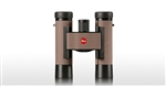 LEICA 10x25mm Ultravid Colorline (Aztec Beige) Binoculars