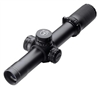 LEUPOLD Mark 8 1.1-8x24mm CQBSS (34mm tube) Matte Illuminated H-27D, Front Focal Plane (LEU112564)