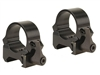LEUPOLD Quick Release Weaver Style 1-inch, Low, Gloss Rings