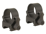 LEUPOLD Quick Release Weaver Style 1-inch, Medium, Matte Rings