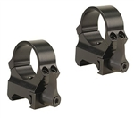 LEUPOLD Quick Release Weaver Style 1-inch, High, Gloss Rings