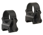 LEUPOLD Quick Release Weaver Style 1-inch, High, Matte Rings